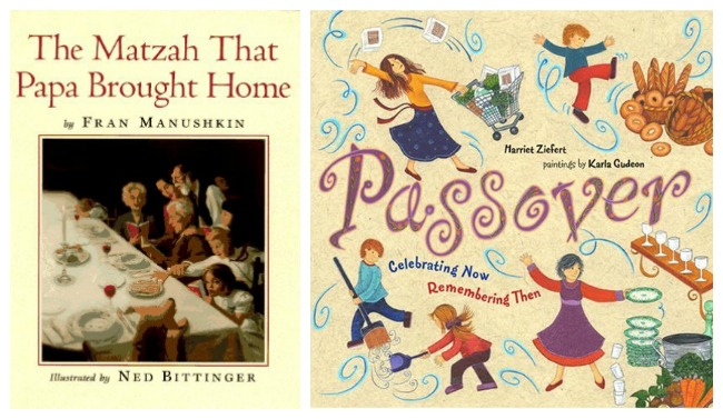 Books about the Seder