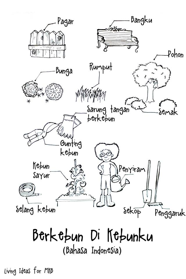 Indonesian-gardening