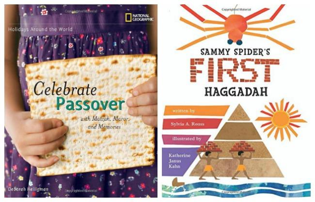 Nonfiction Books about Passover