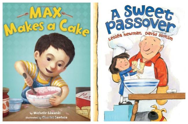books about Matzah