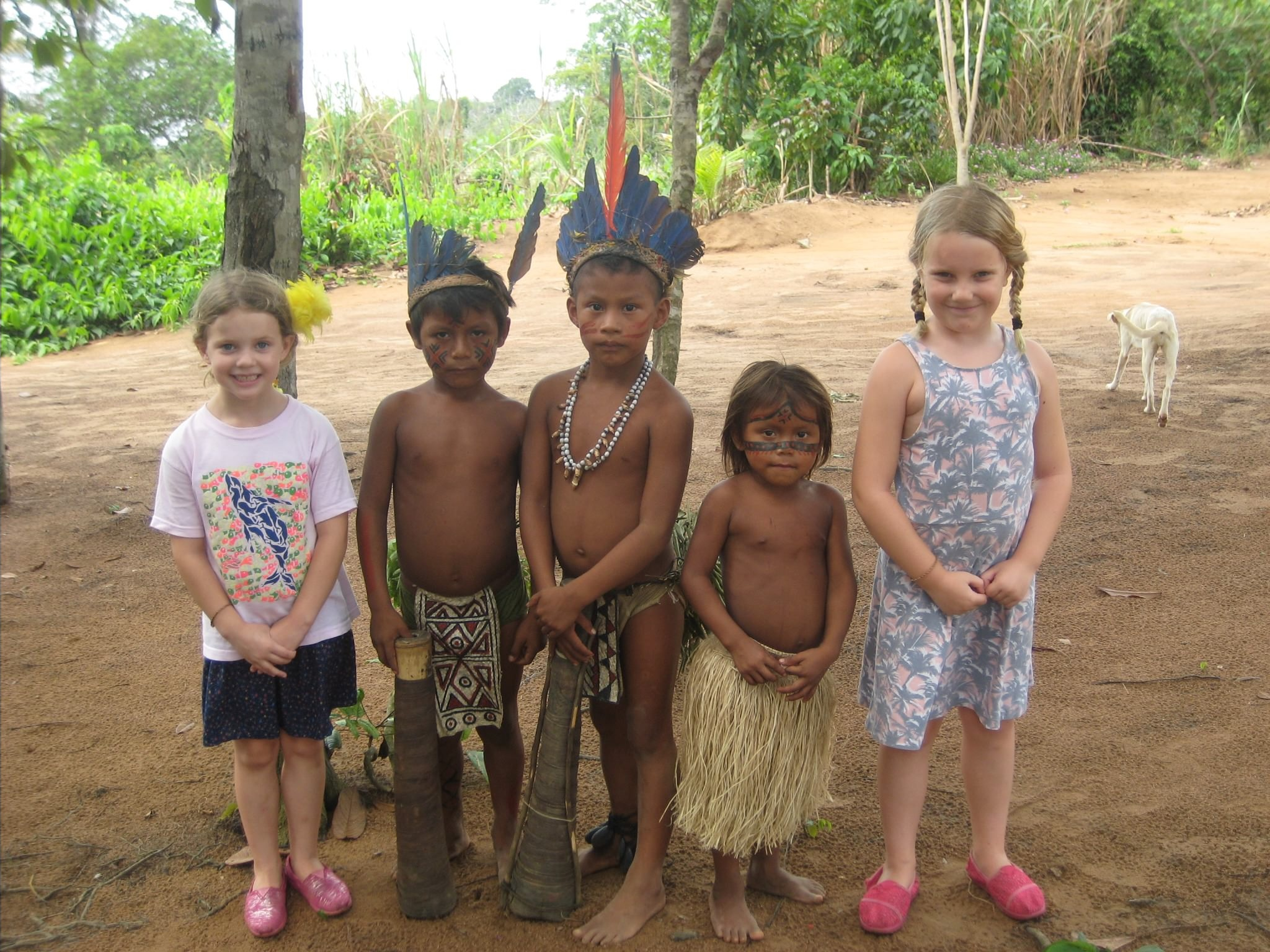 learning local culture activities for kids abroad