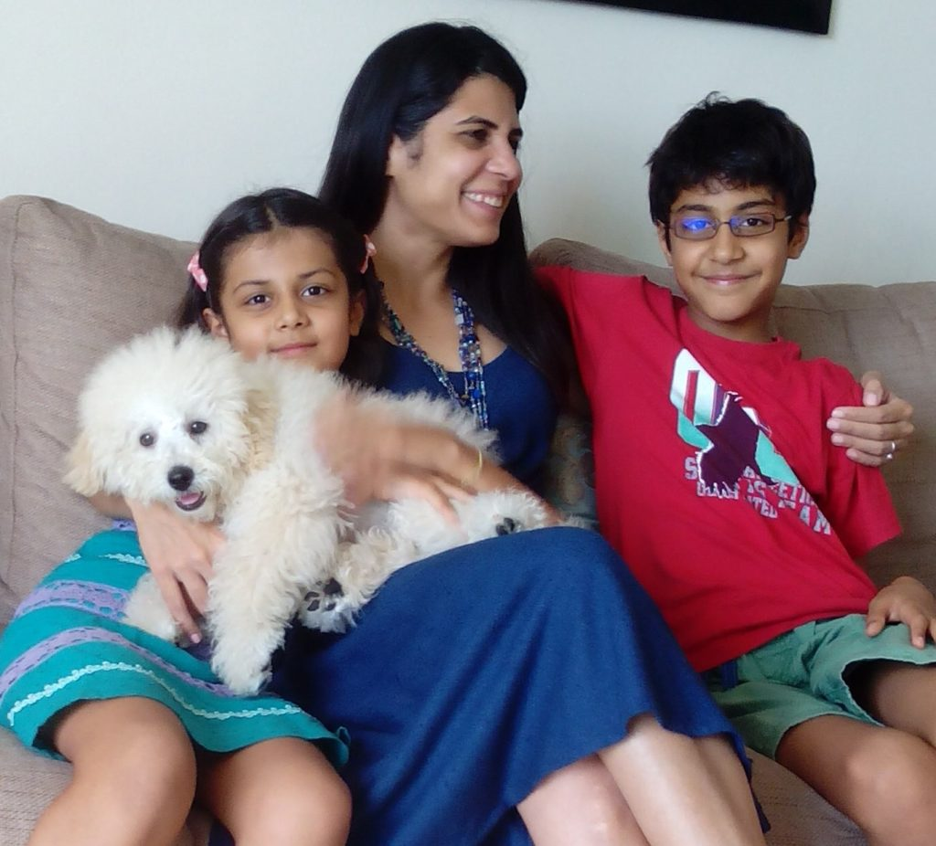 Interview with Maya Thiagarajan on her new book Beyond hte Tiger Mom