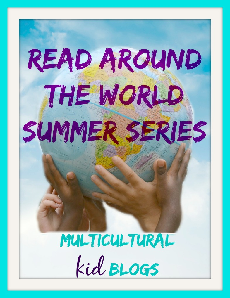 Read around the world with multicultural summer reading for kids.
