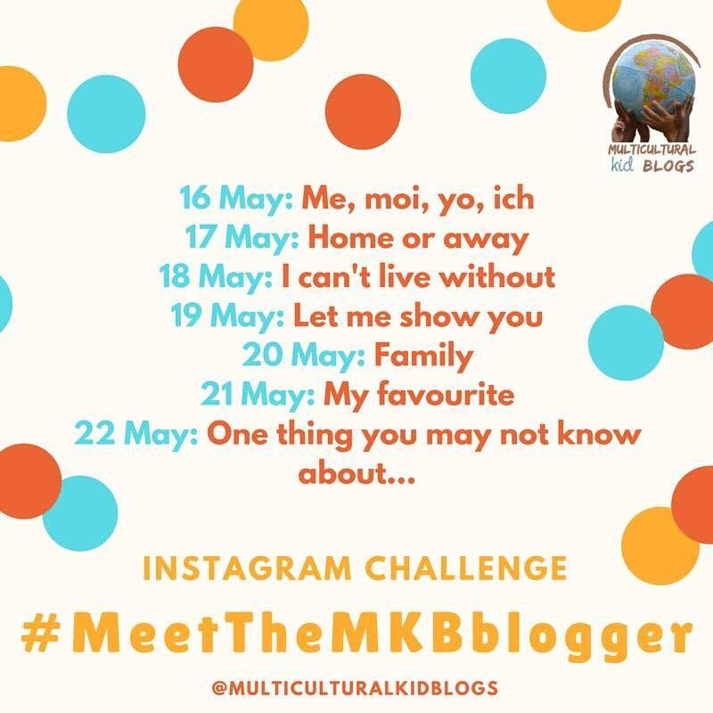 Home or Away: Multicultural Kid Blogs' Instagram Challenge