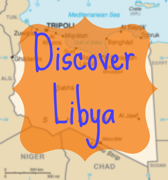 Discover Libya with Multicultural Kid Blogs