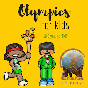 A series of posts on the Olympics for kids.