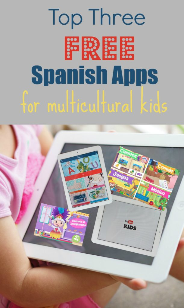 Three Free Spanish Apps for Kids