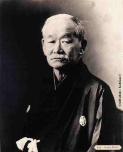 Master Jigoro Kano, Founder of Judo