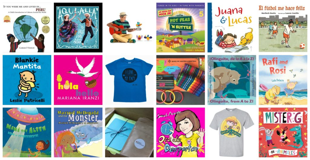 1st Prize | Multicultural Kid Blogs Hispanic Heritage Month Giveaway