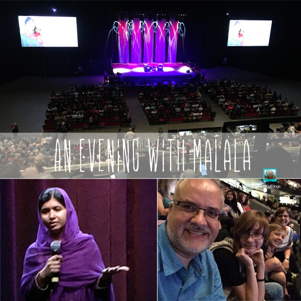 An Evening with Malala | by Eva @MulticulturalKidBlogs