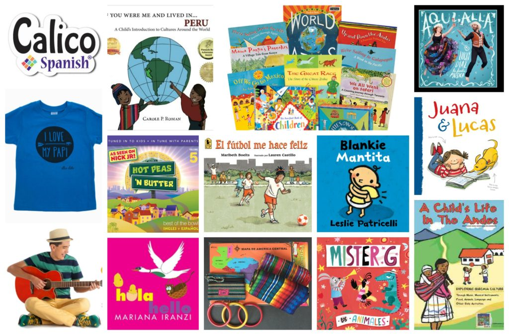 Grand Prize | Multicultural Kid Blogs Hispanic Heritage Month Giveaway