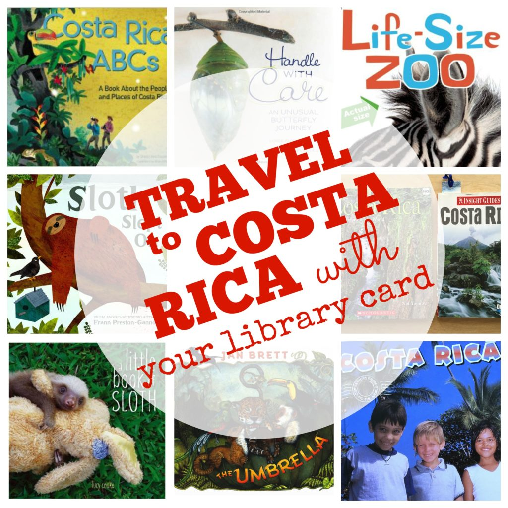 6 Tips to Use Your Library Card as a Passport to Costa Rica
