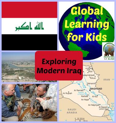 Modern Iraq Cover