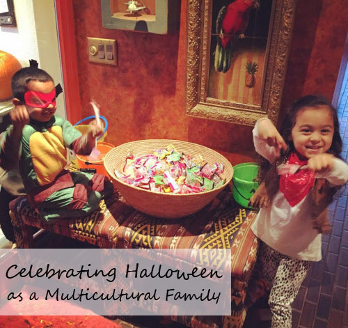 Celebrating Halloween as a Multicultural Family