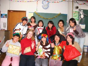 Christmas in Japan - Party