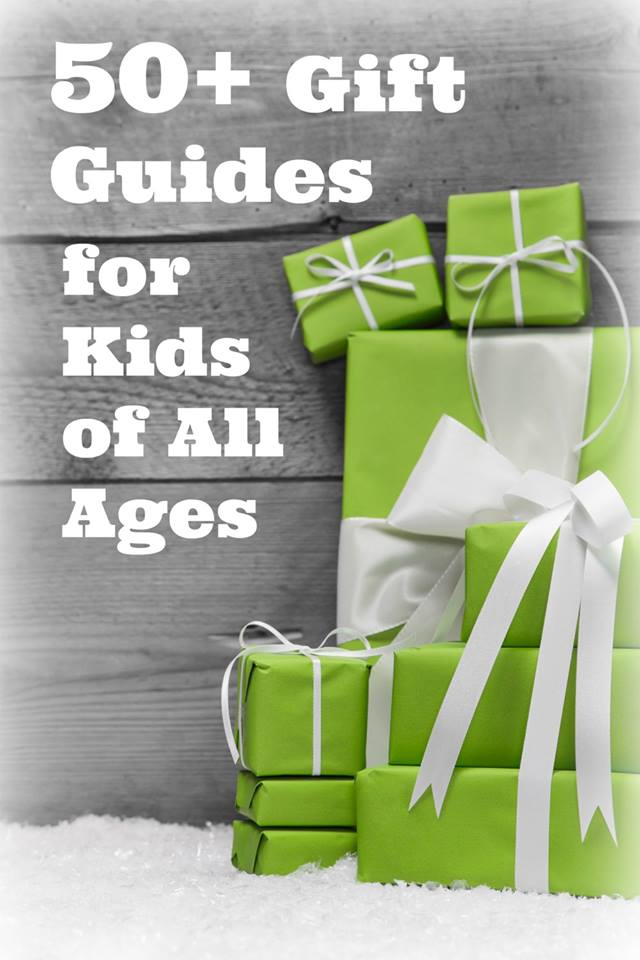 Gift Guide Blog Hop from Kid Blogger Network