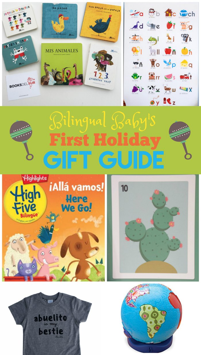 Best Holiday Gifts for Bilingual Babies | Multicultural Kid Blogs
