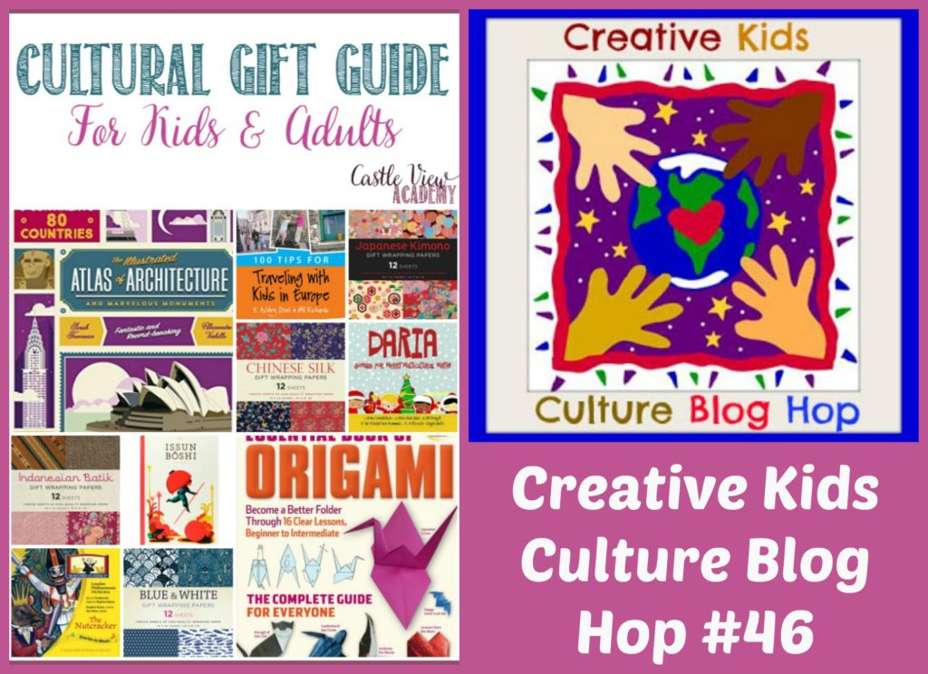 Creative Kids Culture Blog Hop #46