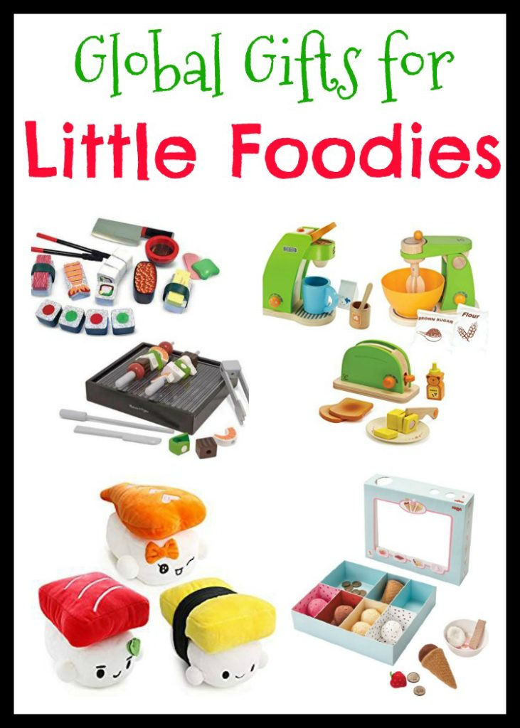 Global Gifts for Little Foodies