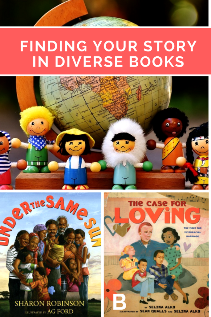 Finding Your Story In Diverse Books