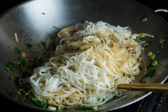 Long Life Noodles for Chinese New Year