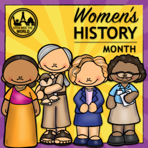 Celebrating Women's History Month - Research Packet | Multicultural Kid Blogs