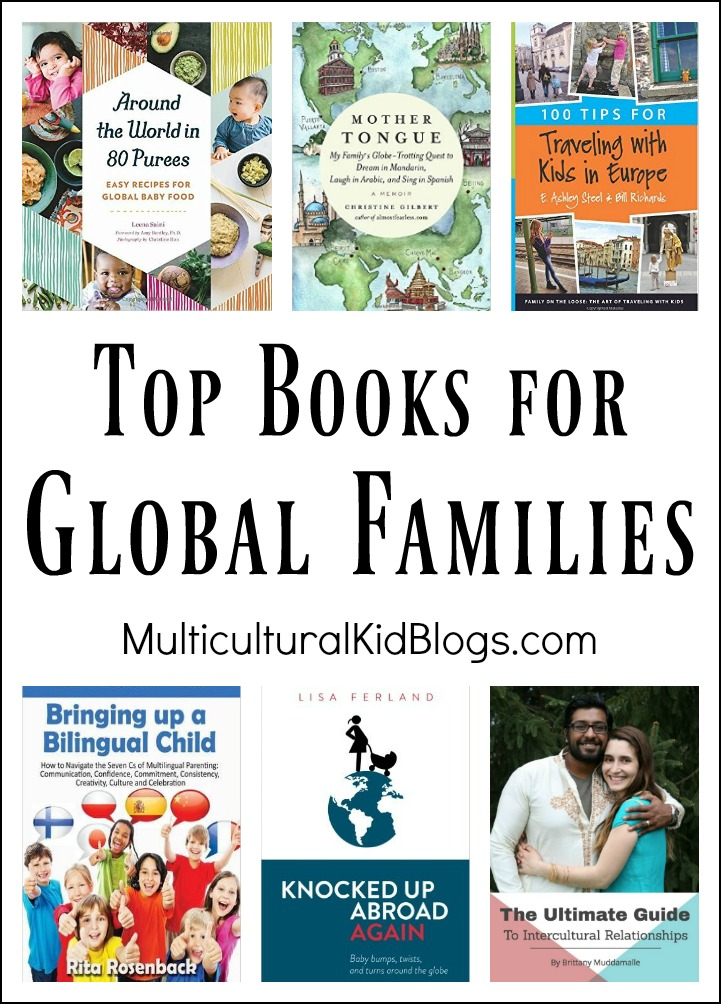 Top Books for Global Families