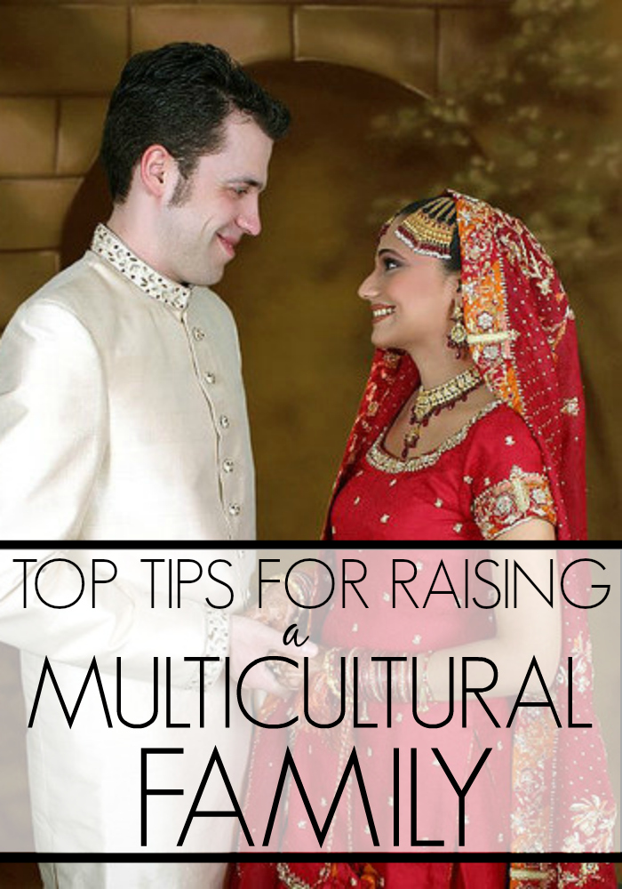 Top Tips for Raising a Multicultural Family Around the World