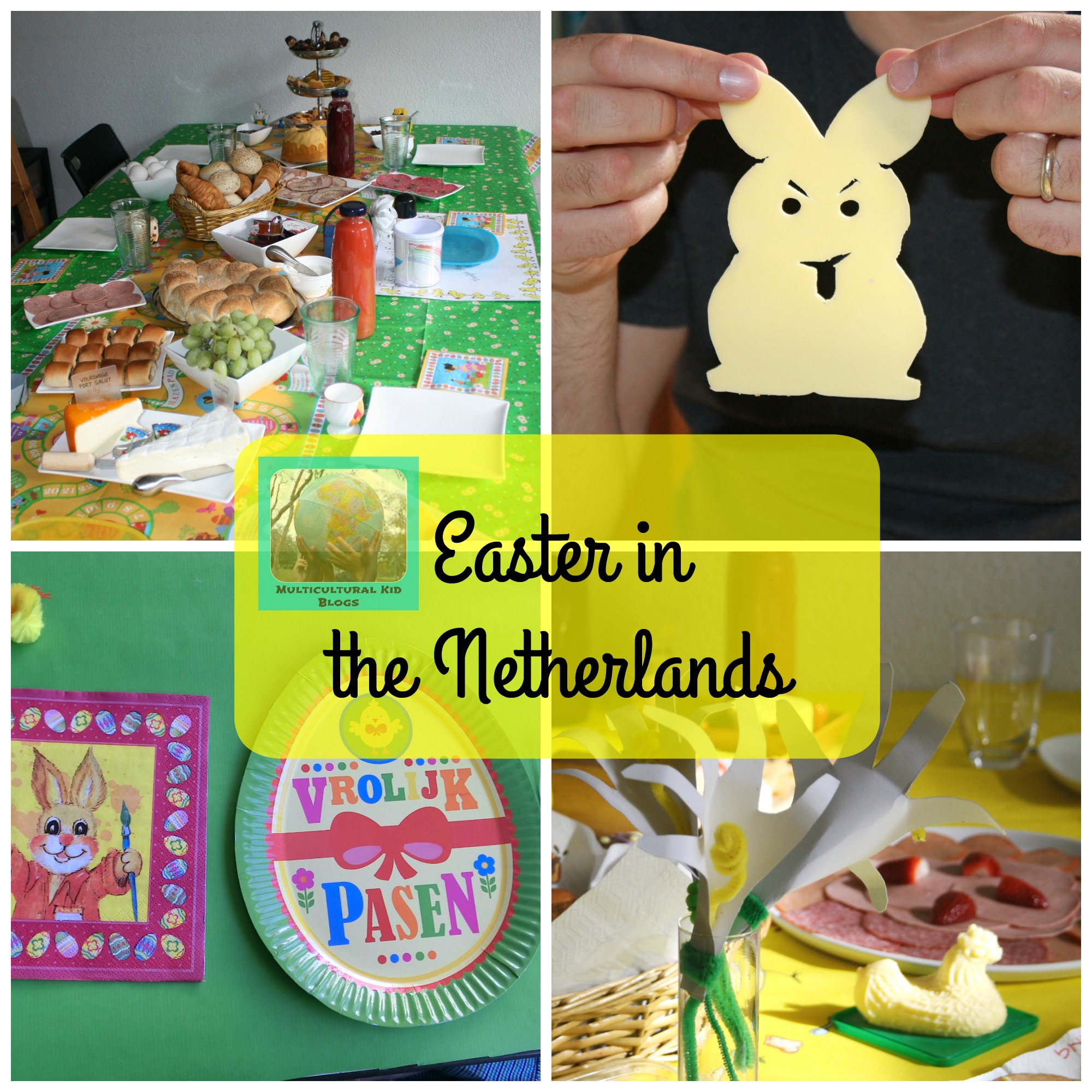 Easter in the Netherlands