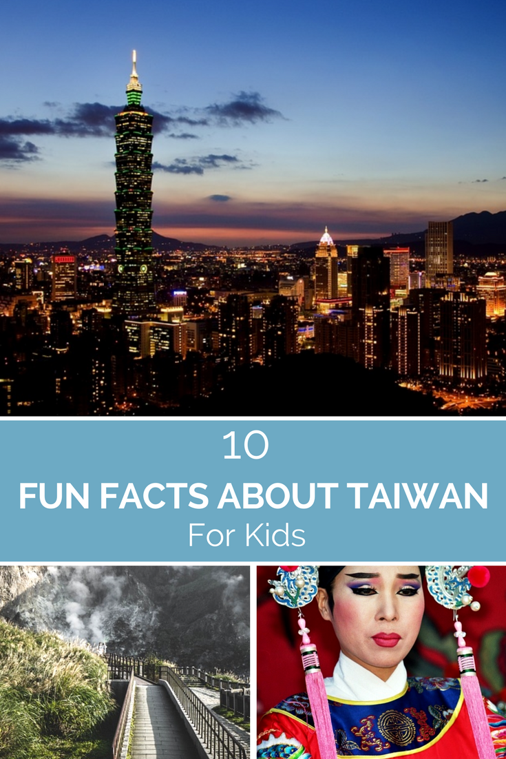 10 Interesting Cosmetology Facts: 10 Fun Facts About Taiwan For Kids