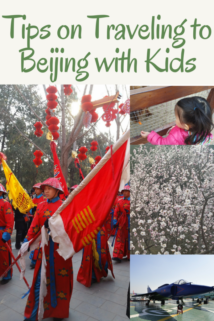 5 Tips on Traveling to Beijing with Kids