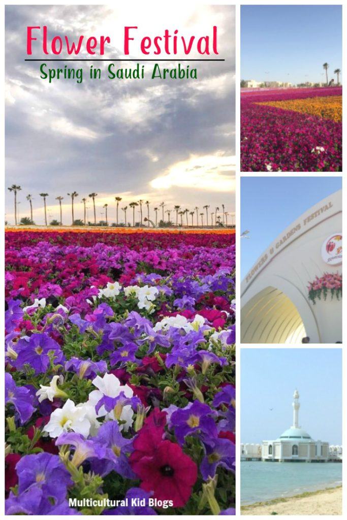 Flower Festival: Spring in Saudi Arabia