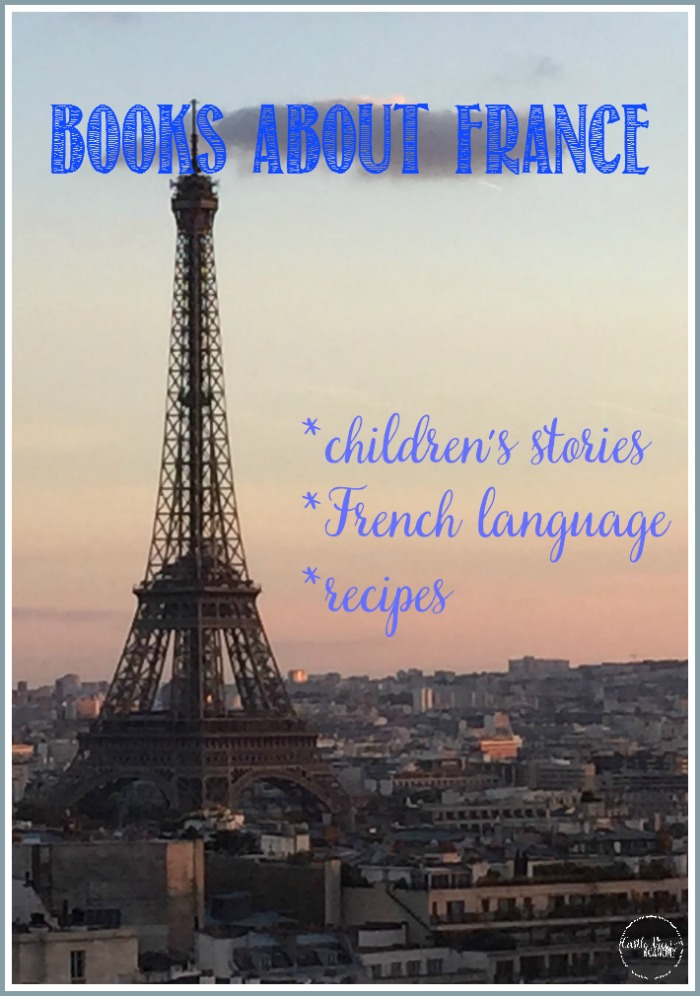 Book about France