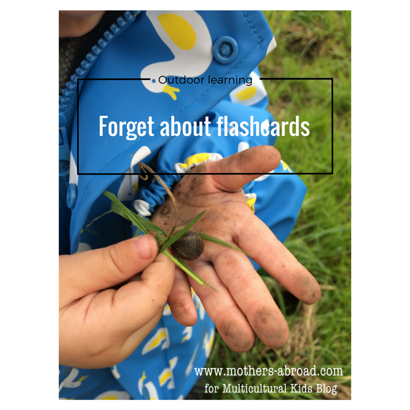 Outdoor Learning: Forget About the Flashcards and Q&A
