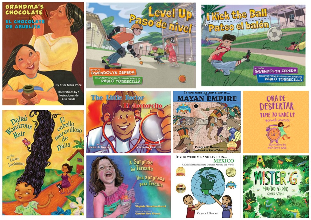Hispanic Heritage Month Giveaway 2017 - Third Prize | Multicultural Kid Blogs