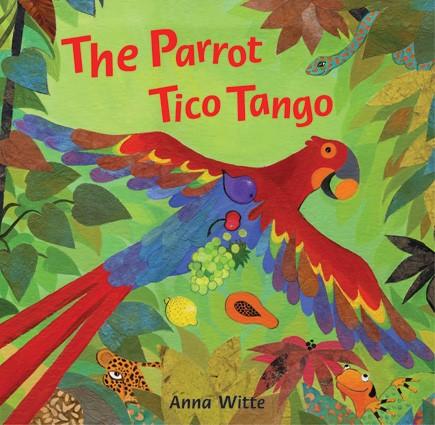 Tico Tango - Barefoot Books - Hispanic Heritage Month Blog Hop