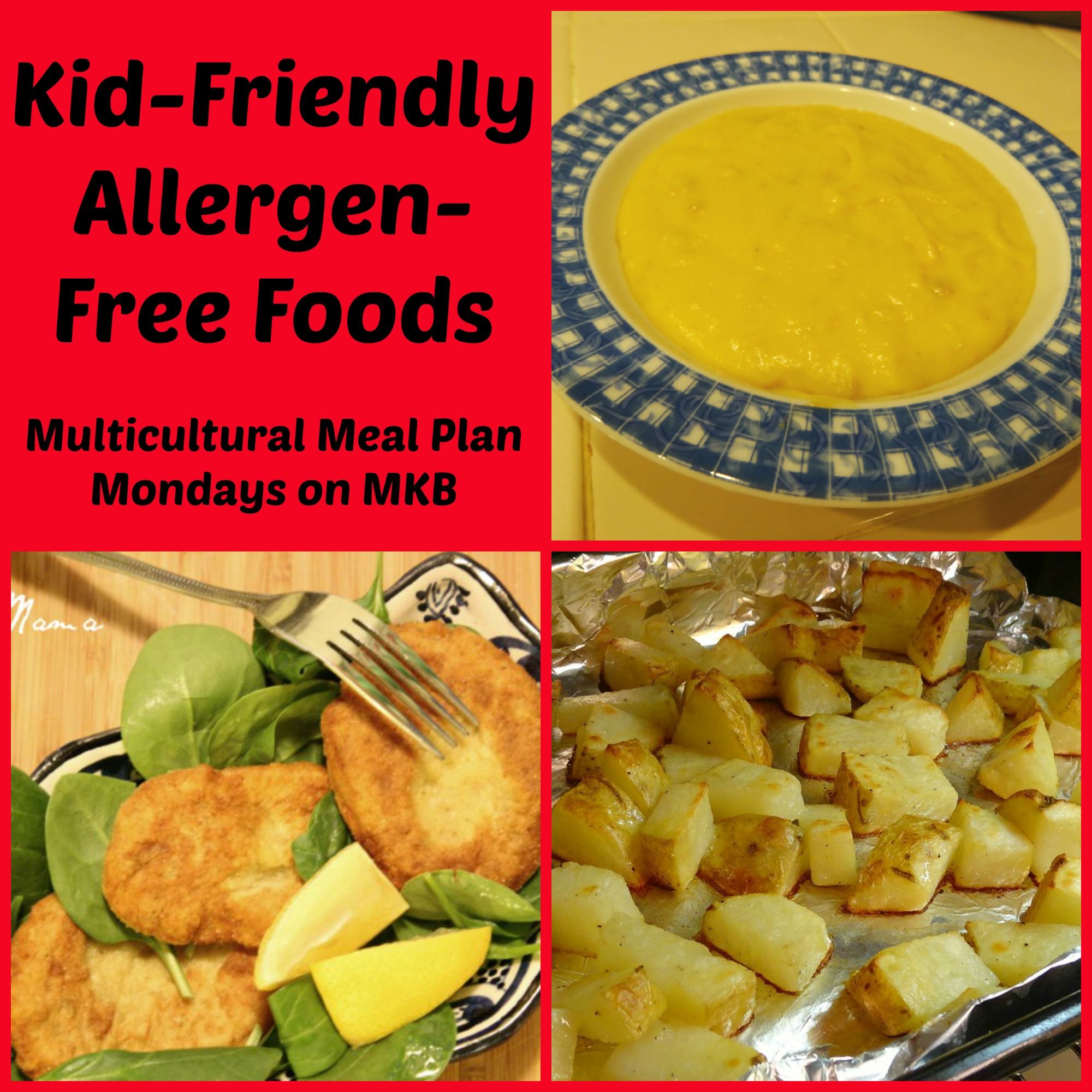 Kid-Friendly Allergen-Free Foods: All Done Monkey {Multicultural Meal Plan Mondays}