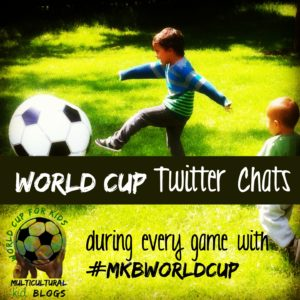 World Cup for Kids Twitter Chats - #MKBWorldCup