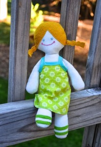 gift fairy doll