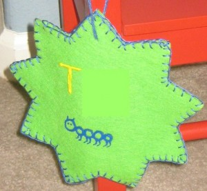 gift star stocking