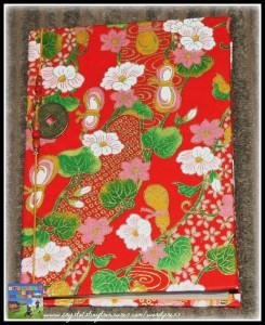 gift washi-paper journal