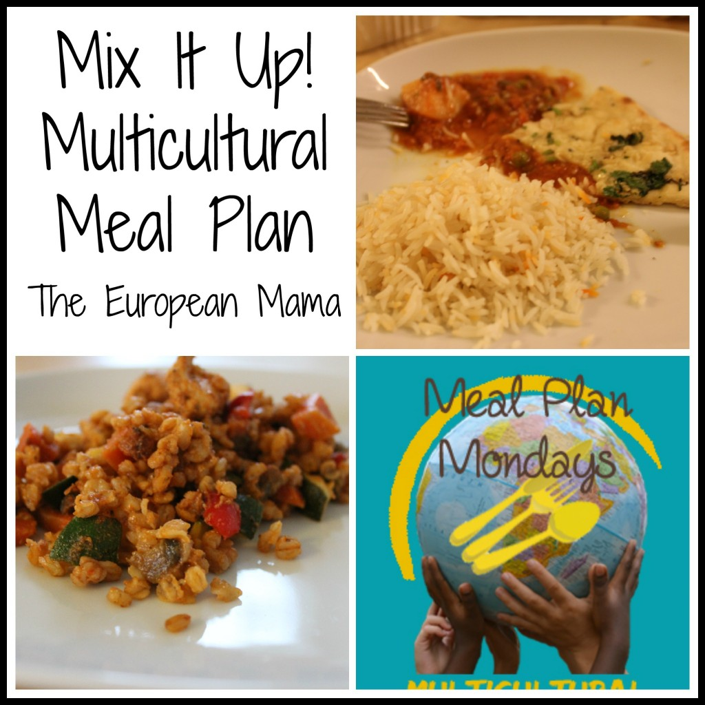 Mix It Up! Multicultural Meal Plan Mondays on Multicultural Kid Blogs