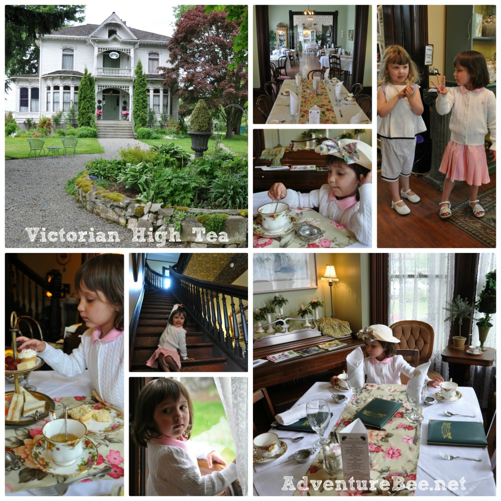 Victorian High Tea - Adventure Bee - Tea Around the World