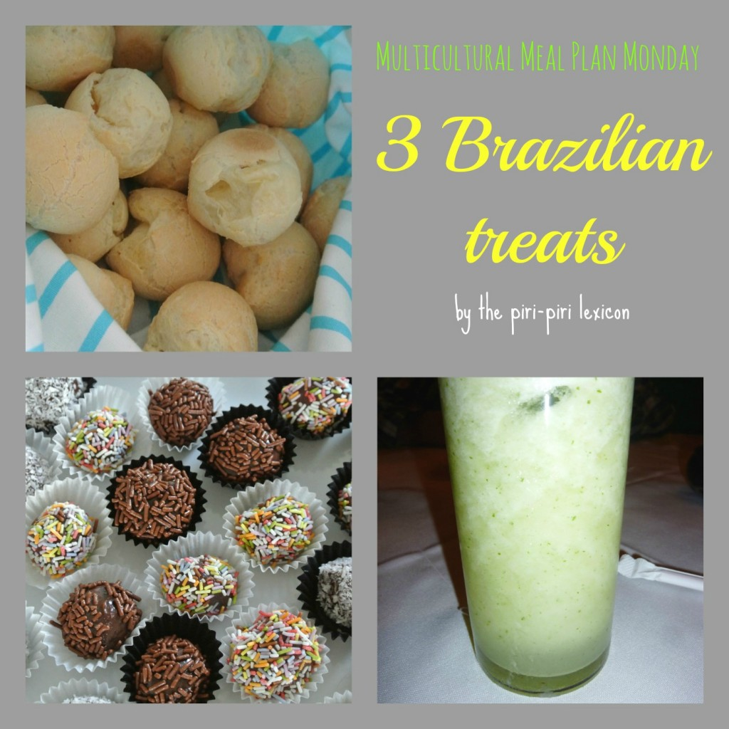 3 Brazilian Treats {Multicultural Meal Plan Mondays}