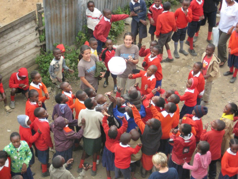 Building a School in Kenya - A Path of Light