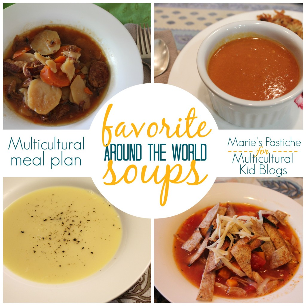 Multicultural Meal Plan: Favorite Soups From Around the World