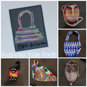 Bilum Craft - InCultureParent
