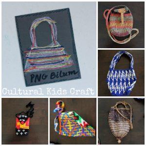 Bilum Craft - InCultureParent