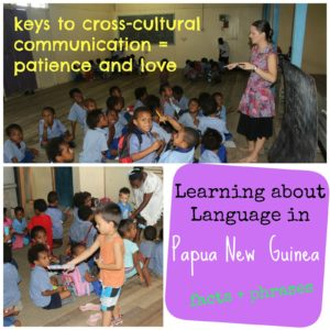 Learning About Language in Papua New Guinea - All Done Monkey