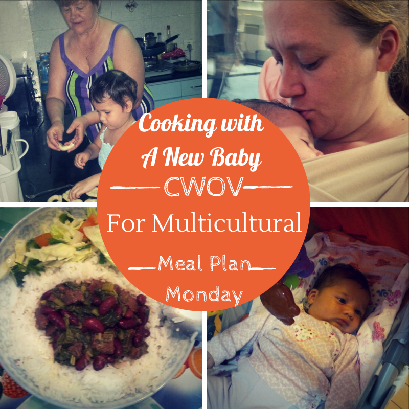 Cooking With A New Baby: Creative World of Varya {Multicultural Meal Plan Mondays}